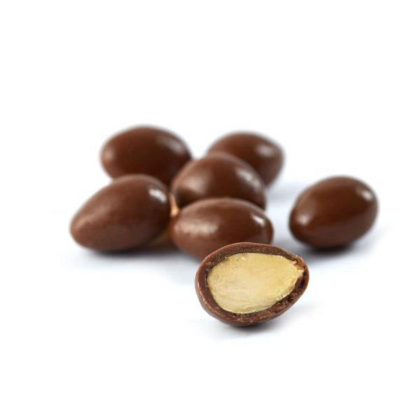 Draže bombone sa bademom u mlečnoj čokoladi