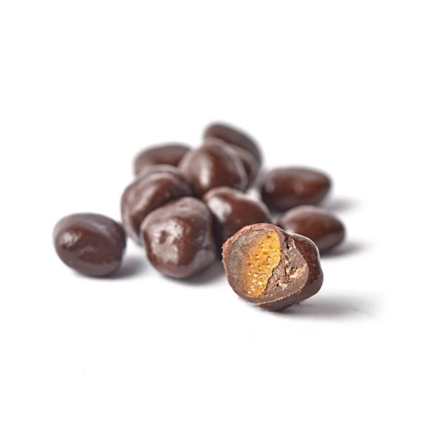 Draže bombone sa kandiranom narandžinom korom u tamnoj čokoladi