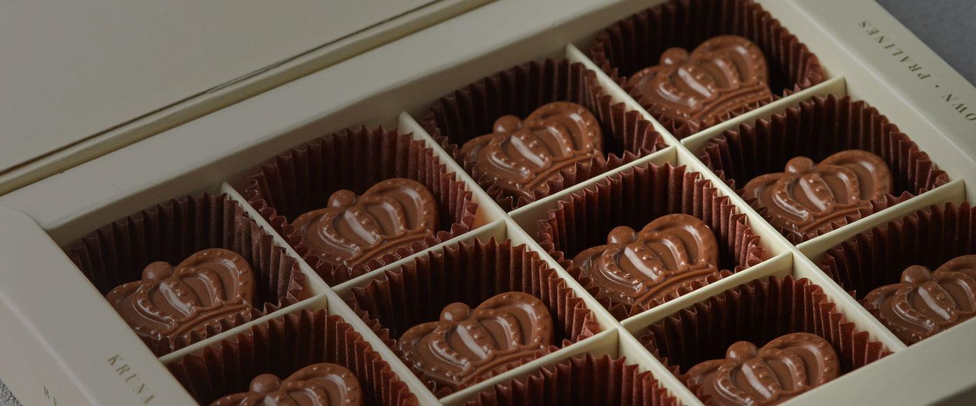 Čokoladne praline sa lešnikom