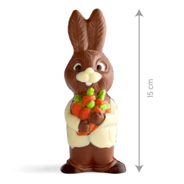 Mlečna Čokolada u Obliku Zeca.